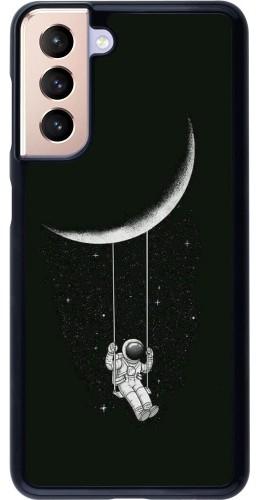 Coque Samsung Galaxy S21 5G - Astro balançoire
