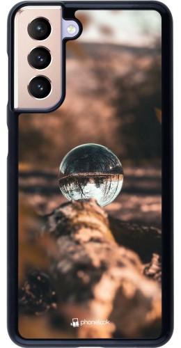Coque Samsung Galaxy S21 5G - Autumn 21 Sphere
