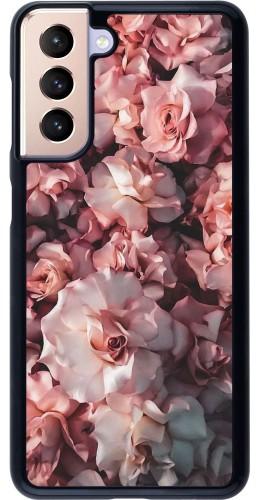 Coque Samsung Galaxy S21 5G - Beautiful Roses