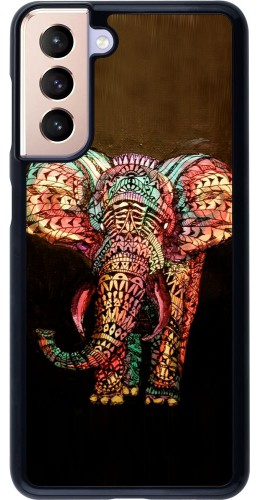 Coque Samsung Galaxy S21 5G - Elephant 02