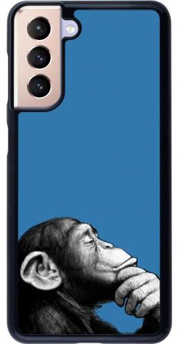 Coque Samsung Galaxy S21 5G - Monkey Pop Art