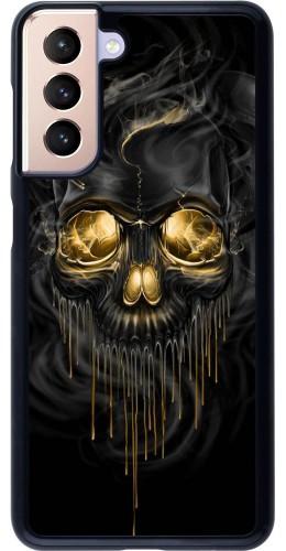 Coque Samsung Galaxy S21 5G - Skull 02