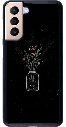 Coque Samsung Galaxy S21 5G - Vase black