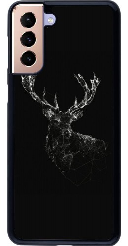 Coque Samsung Galaxy S21+ 5G - Abstract deer