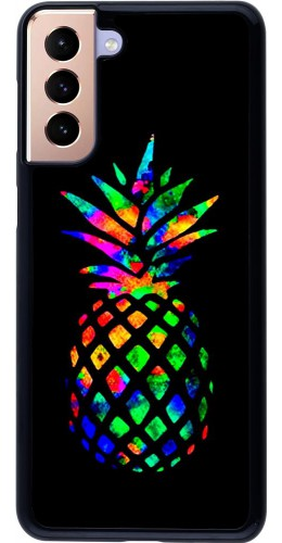 Coque Samsung Galaxy S21+ 5G - Ananas Multi-colors