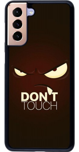 Coque Samsung Galaxy S21+ 5G - Angry Dont Touch