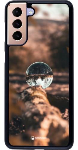 Coque Samsung Galaxy S21+ 5G - Autumn 21 Sphere