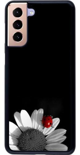Coque Samsung Galaxy S21+ 5G - Black and white Cox