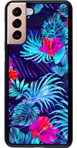 Coque Samsung Galaxy S21+ 5G - Blue Forest