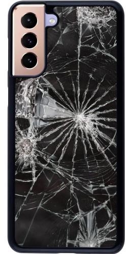 Coque Samsung Galaxy S21+ 5G - Broken Screen
