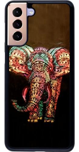 Coque Samsung Galaxy S21+ 5G - Elephant 02