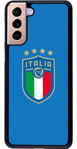 Coque Samsung Galaxy S21+ 5G - Euro 2020 Italy