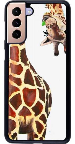 Coque Samsung Galaxy S21+ 5G - Giraffe Fit