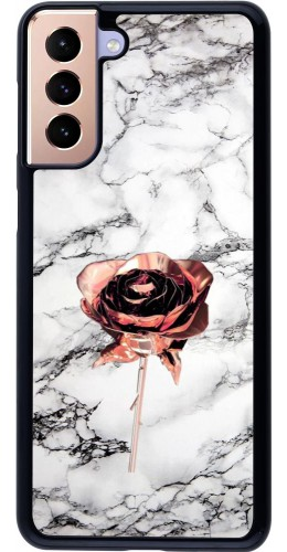Coque Samsung Galaxy S21+ 5G - Marble Rose Gold