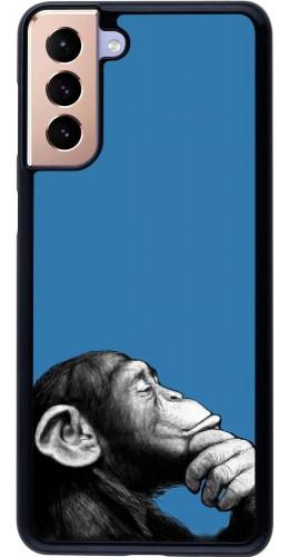 Coque Samsung Galaxy S21+ 5G - Monkey Pop Art