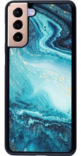 Coque Samsung Galaxy S21+ 5G - Sea Foam Blue