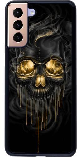 Coque Samsung Galaxy S21+ 5G - Skull 02
