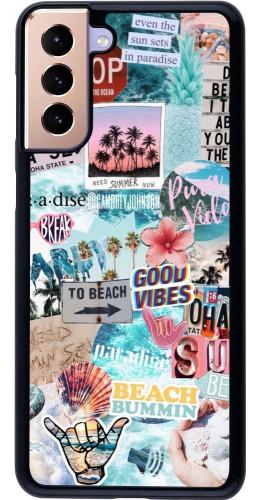 Coque Samsung Galaxy S21+ 5G - Summer 20 collage