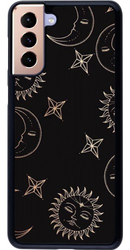 Coque Samsung Galaxy S21+ 5G - Suns and Moons