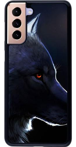 Coque Samsung Galaxy S21+ 5G - Wolf Shape