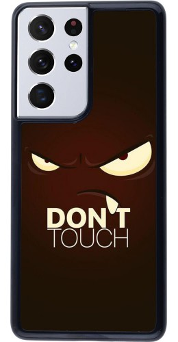 Coque Samsung Galaxy S21 Ultra 5G - Angry Dont Touch