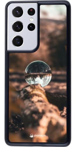 Coque Samsung Galaxy S21 Ultra 5G - Autumn 21 Sphere