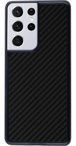 Coque Samsung Galaxy S21 Ultra 5G - Carbon Basic