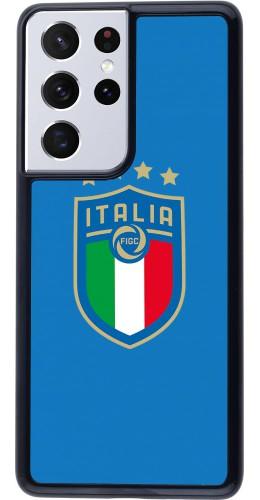 Coque Samsung Galaxy S21 Ultra 5G - Euro 2020 Italy