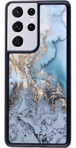 Coque Samsung Galaxy S21 Ultra 5G - Marble 04