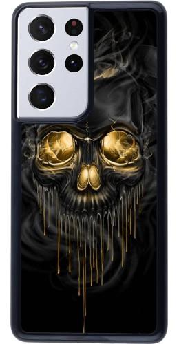Coque Samsung Galaxy S21 Ultra 5G - Skull 02