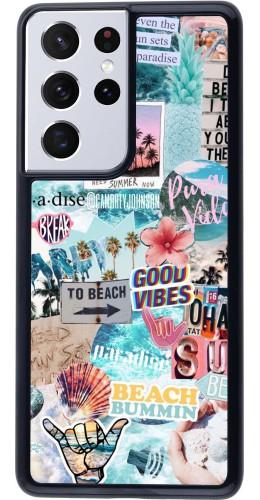 Coque Samsung Galaxy S21 Ultra 5G - Summer 20 collage