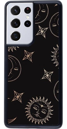 Coque Samsung Galaxy S21 Ultra 5G - Suns and Moons