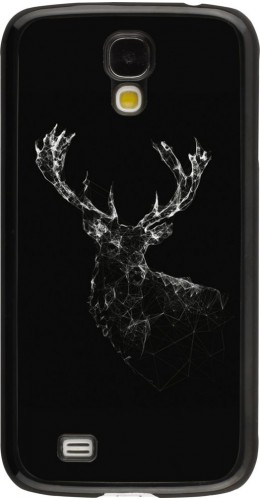 Coque Galaxy S4 - Abstract deer