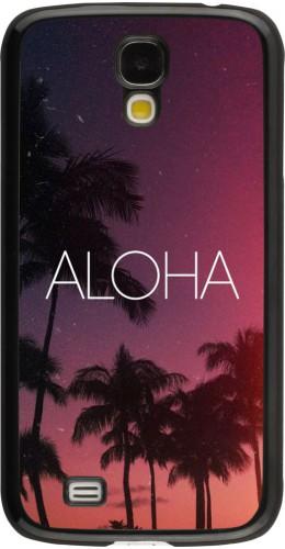 Coque Samsung Galaxy S4 - Aloha Sunset Palms
