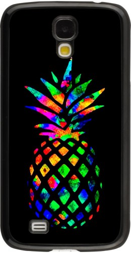 Coque Samsung Galaxy S4 - Ananas Multi-colors