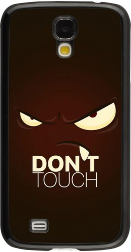 Coque Samsung Galaxy S4 - Angry Dont Touch
