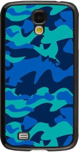 Coque Samsung Galaxy S4 - Camo Blue