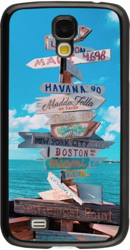 Coque Samsung Galaxy S4 - Cool Cities Directions