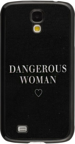 Coque Galaxy S4 - Dangerous woman