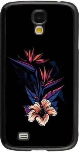 Coque Samsung Galaxy S4 - Dark Flowers