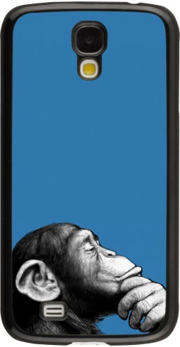 Coque Samsung Galaxy S4 - Monkey Pop Art