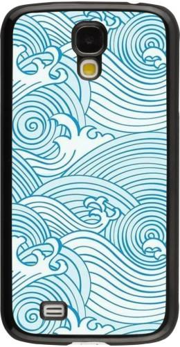 Coque Samsung Galaxy S4 - Ocean Waves