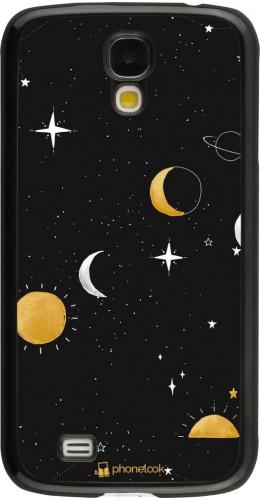 Coque Samsung Galaxy S4 - Space Vector