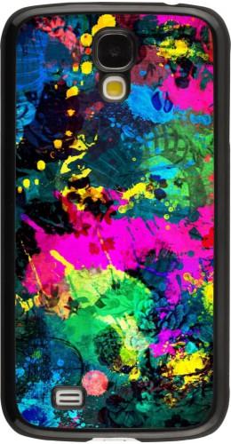 Coque Samsung Galaxy S4 - splash paint