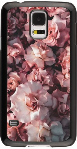 Coque Samsung Galaxy S5 - Beautiful Roses