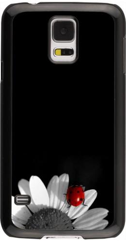 Coque Samsung Galaxy S5 - Black and white Cox
