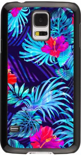 Coque Samsung Galaxy S5 - Blue Forest