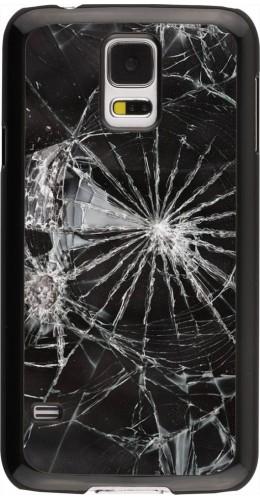 Coque Samsung Galaxy S5 - Broken Screen