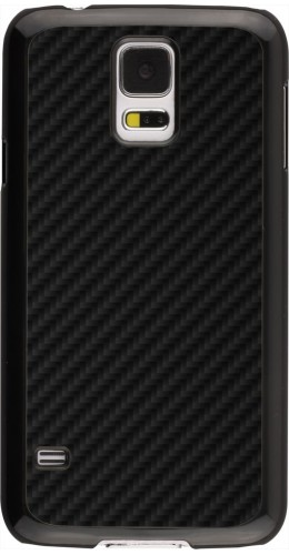 Coque Samsung Galaxy S5 - Carbon Basic