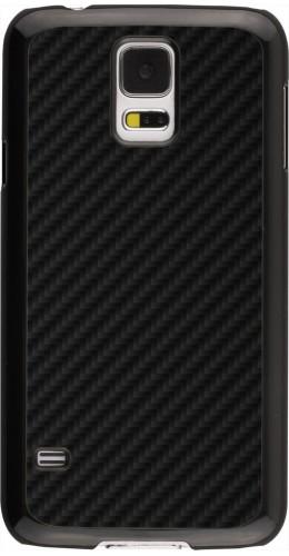 Coque Samsung Galaxy S5 - Carbon Basic